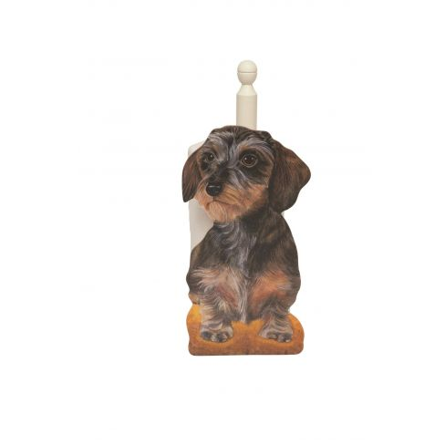 Dachshund Kitchen Roll Holder