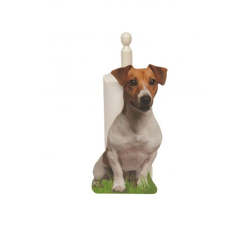 Jack Russell Kitchen Roll Holder