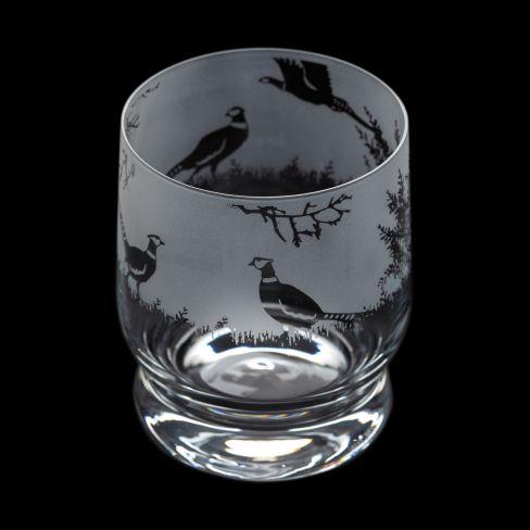 Dartington Aspect Tumbler - Pheasant
