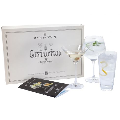 Dartington Gintuition Three Pack