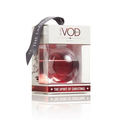 20cl Large Vodka Bauble