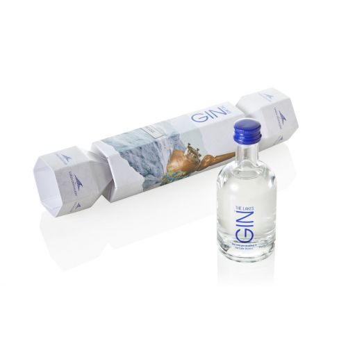 Lakes Gin Christmas Cracker 5CL