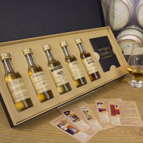 Single Malt Whisky Tasting Kit