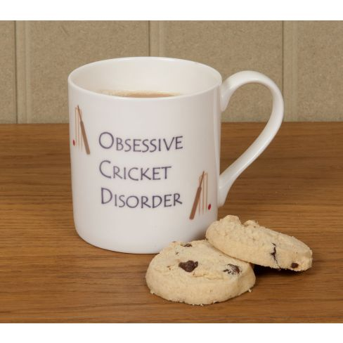 Sporting Cricket Mug