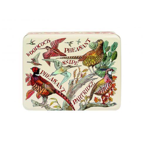 Emma Bridgewater Game Birds Deep Biscuit Tin