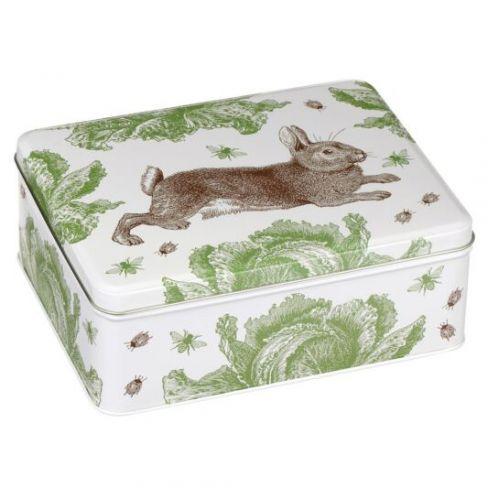 Thornback & Peel - Rabbit-Cabbage Biscuit tin