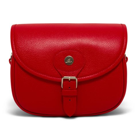The Cartridge Handbag - Red