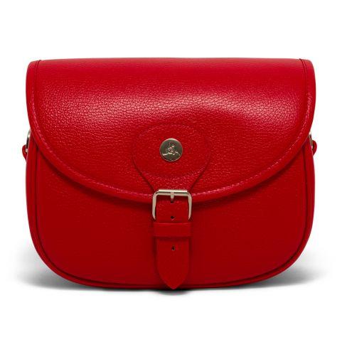 The Cartridge Handbag - Red