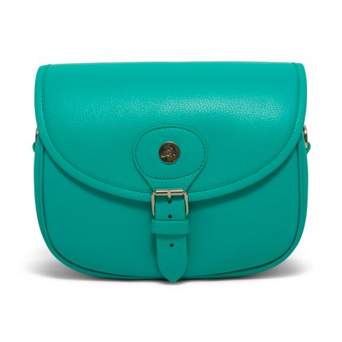 The Cartridge Handbag - Turquoise