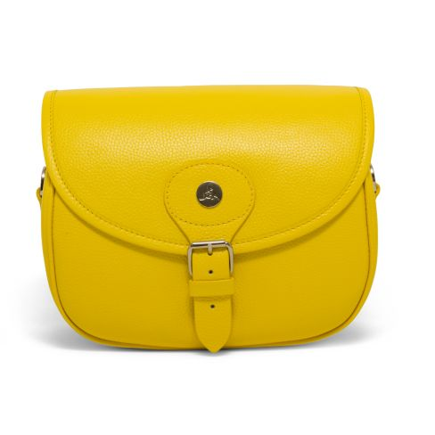 The Cartridge Handbag - Yellow