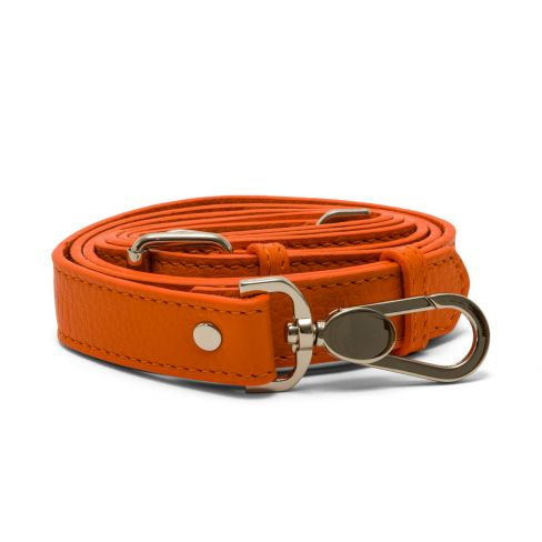 Orange Strap For The Cartridge Handbag