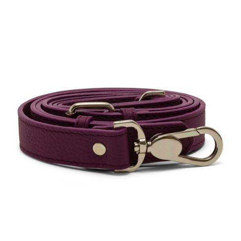 Purple Strap For The Cartridge Handbag