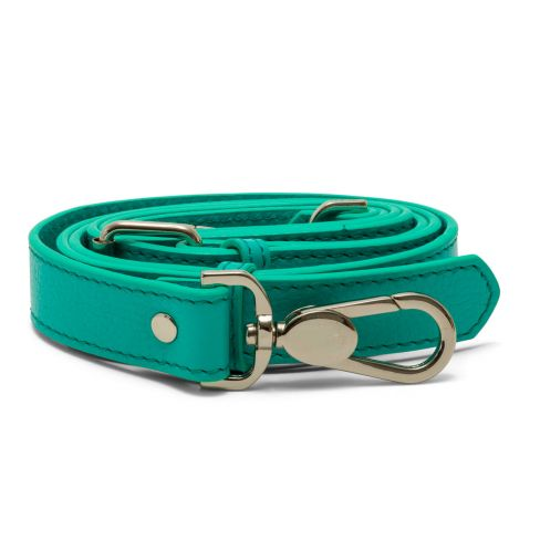 Turquoise Strap For Cartridge Handbag