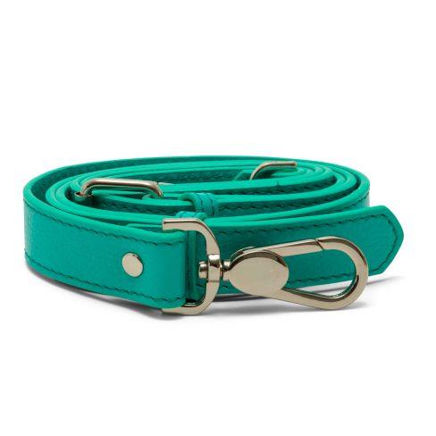 Turquoise Strap For Cartridge Handbag