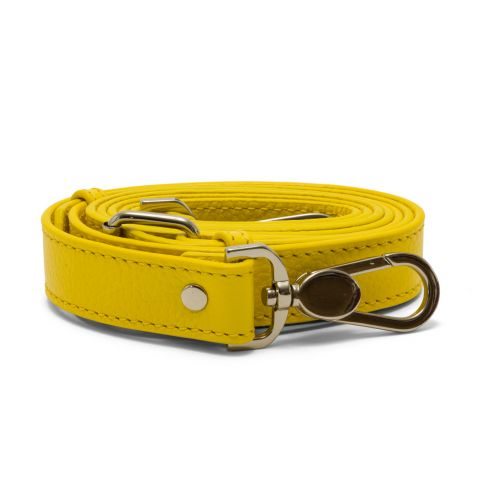 Yellow Strap For Cartridge Handbag