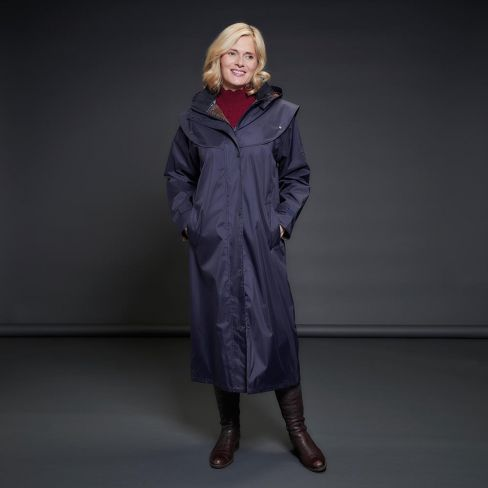 Jack Murphy Malvern Waterproof Coat - Navy