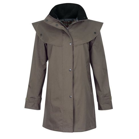 Jack Murphy Cotswold Waterproof Coat - Chinchilla