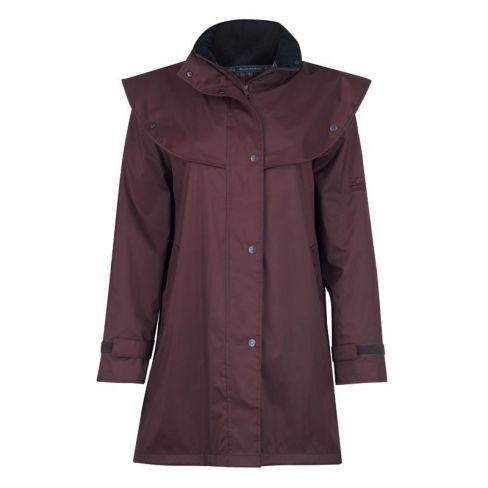 Cotswold Waterproof Coat - Claret