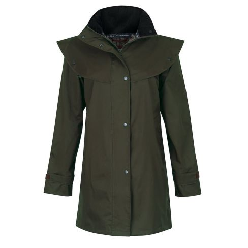 Jack Murphy Cotswold Waterproof Coat - Olive