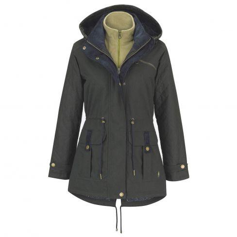 Danny Waterproof Jacket - Olive