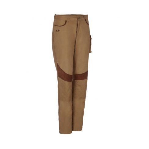 Baleno Villars Ladies Waterproof Trousers - Camel
