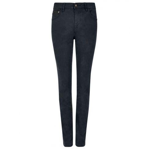 Dubarry Foxtail Soft Moleskin Stretch Jeans - Navy