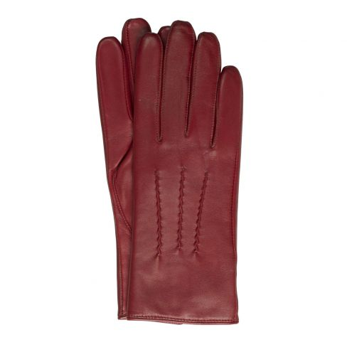 Classic Ladies Gloves - Red