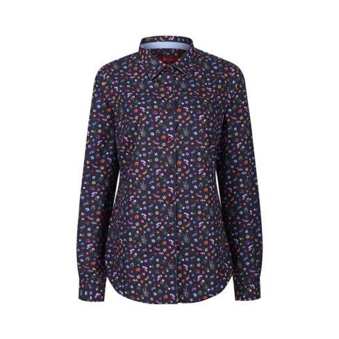 Bree Ladies Classic Shirt - Wild Flowers