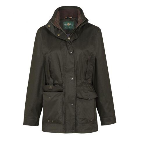 Alan Paine Fernley Waterproof Ladies Field Coat