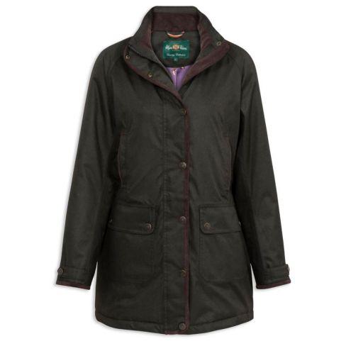 Alan Paine Fernley Ladies Waterproof Weekend Coat