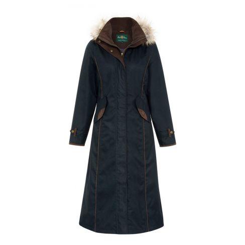 Alan Paine Fernley Ladies Waterproof Long Coat