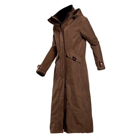 Baleno Kensington Coat - Earth Brown