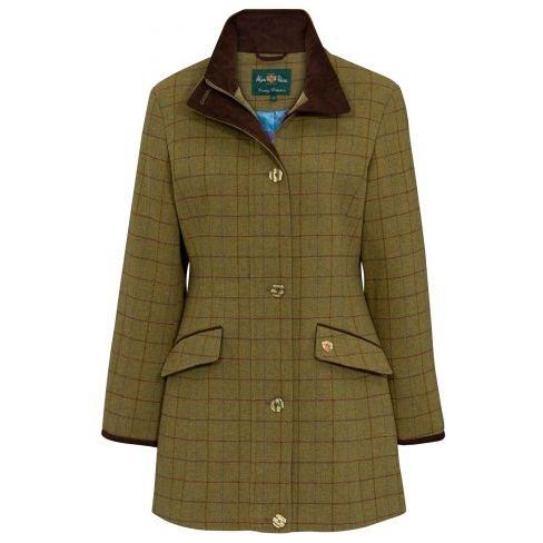 Alan Paine Combrook Ladies Field Jacket - Aspen