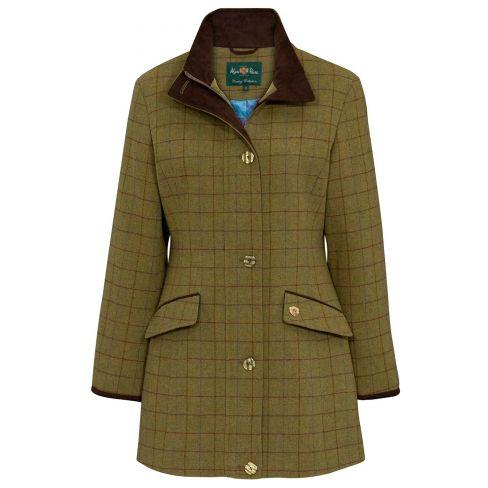 Alan Paine Combrook Ladies Field Jacket - Aspen