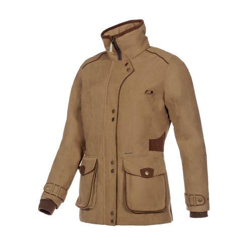 Baleno Ladyfield Highland Waterproof Jacket - Camel