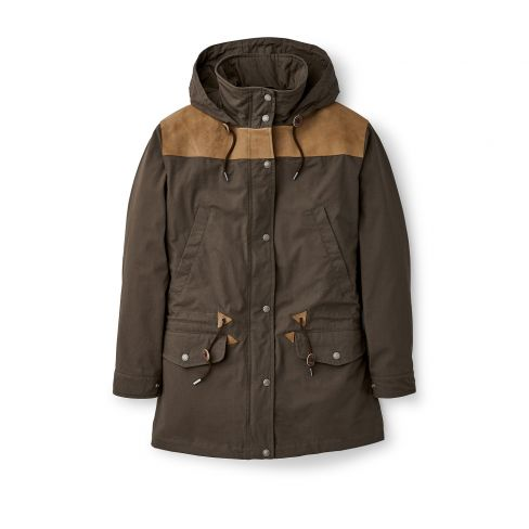 Filson Ladies Mountain Parka