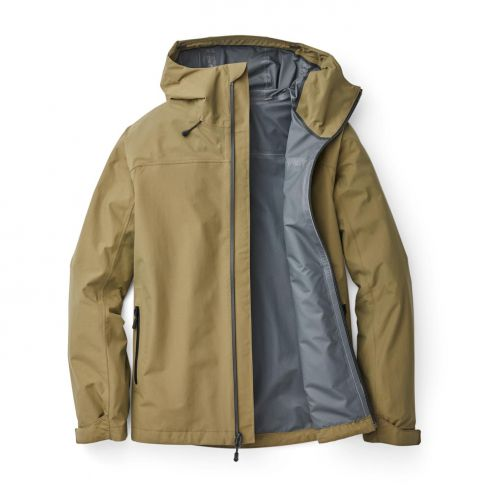 Filson Ladies Swiftwater Rain Jacket - Field Olive