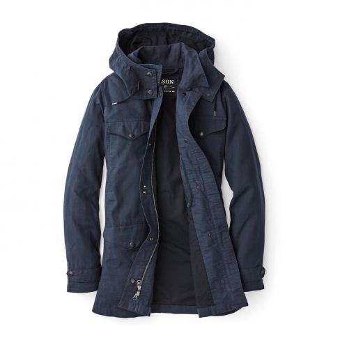 Filson Ladies Lightweight W/P Moorcroft Jacket - Dark Denim