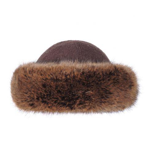 Luxury Faux Fur Hat