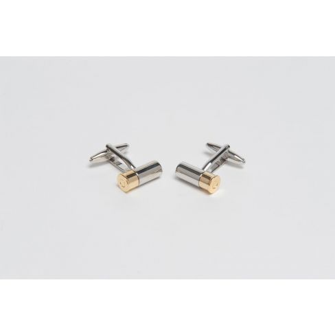 Cartridge Cufflinks with Gift Box