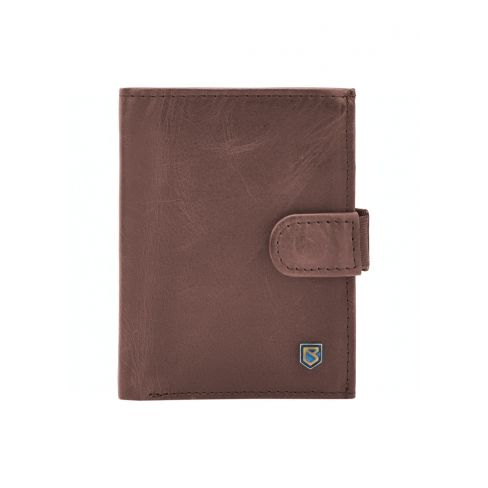 Dubarry Thurles Leather RFID Wallet Old Rum