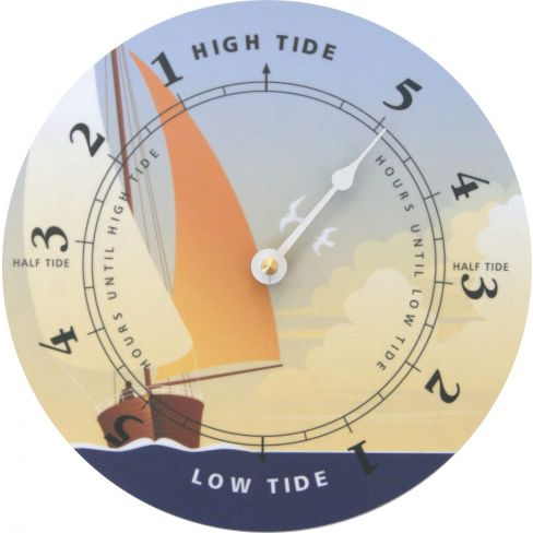 Tide Clock Sailing