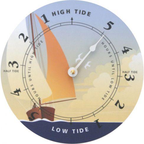Tide Clock Sailing
