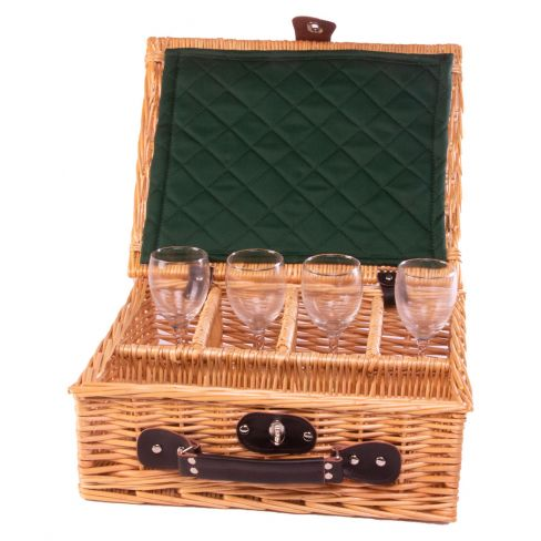 4 Glass Presentation Hamper