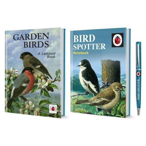 Ladybird Bird Spotter Gift Set