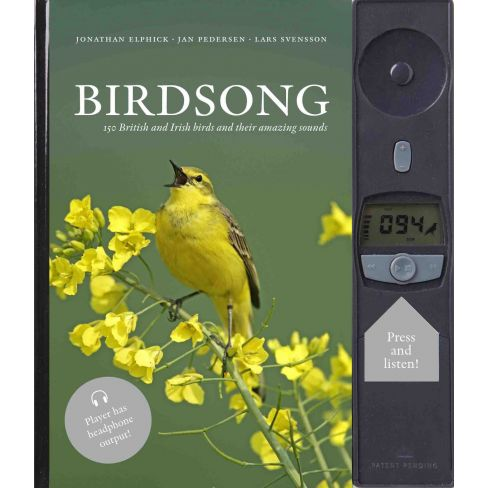 Birdsong Interative Book