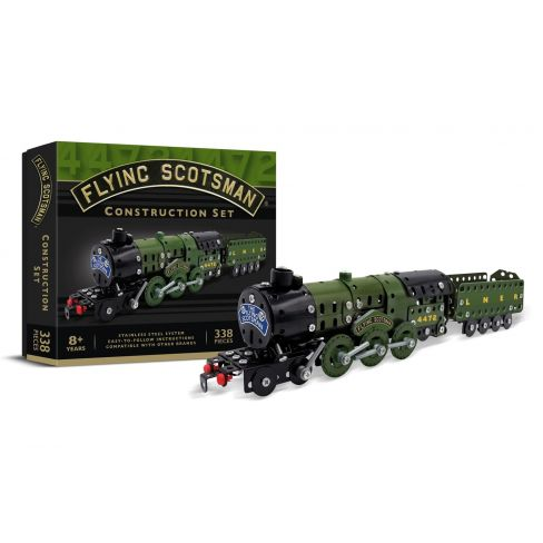 Flying Scotsman Construction Set.