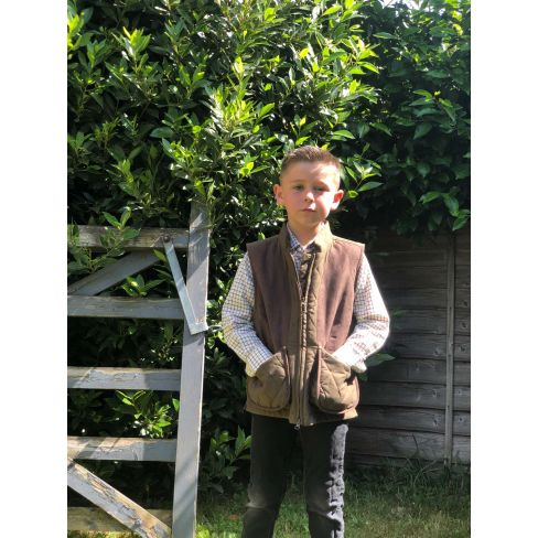 Kids Eastwood Country Gilet