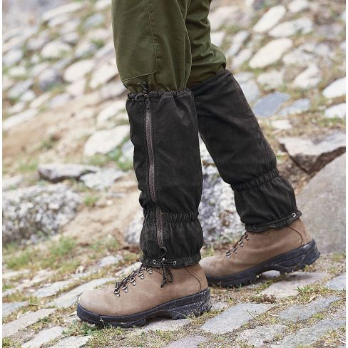 Harkila Leather Gaiters