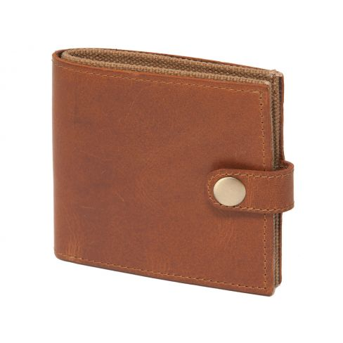 Windsor Leather and Canvas Licence Holder